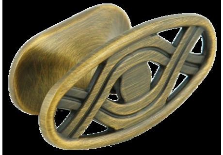 Мебельная ручка RC404BAB.4 RC404BAZ.4 RC404EAB.4