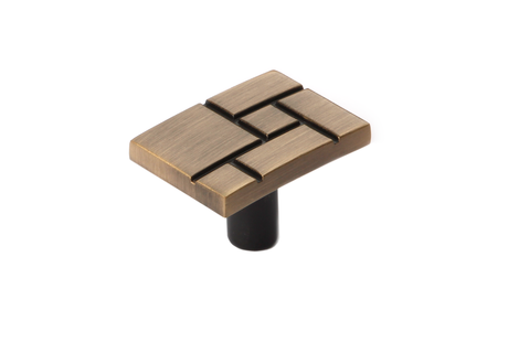 Мебельная ручка RC417BAB.5 RC417BAP.5