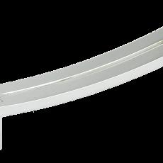 Мебельная ручка RS408CP/CrT.4/96
