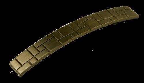 Мебельная ручка RS425BAB.5/128 RS425BAP.5/128
