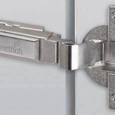 Петля быстрого монтажа Intermat 9935 ТH22 95°, накладная, Hettich