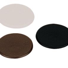 Заглушка для Rastex 15 без кромки, пластмасса, коричневая, Hettich