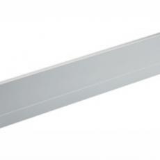 Алюминиевая передняя панель внутреннего ящика Advanced, высота 70 мм, длина 2000 мм, Hettich