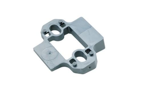Клиновая планка для монтажной планки Intermat/Ecomat, угол 10°, пластмасса, Hettich