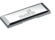 Заглушка для консоли петли Intermat, с логотипом Hettich